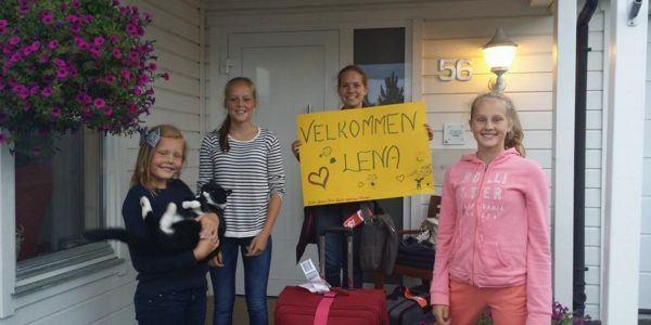 Utvekslingselev fra Tyskland til vertsfamilie MyEducation
