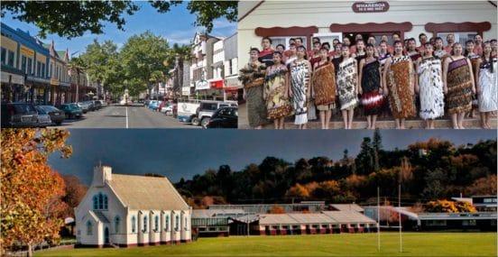 Cullinane College i New Zealand