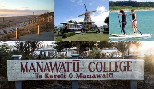 Manawatu College i New Zealand